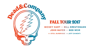 Dead & Company: Fall Tour 2017