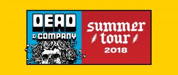 Dead & Company Summer Tour Live Nation Concerts at Darien Lake Amphitheater