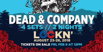 Dead & Company at LOCKN'