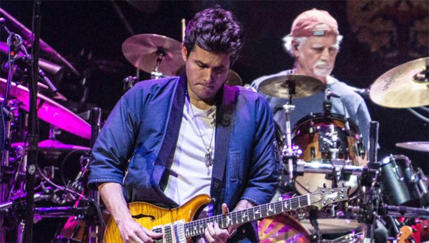 John Mayer on Playing With Dead & Company: 'It's Like Catching Air