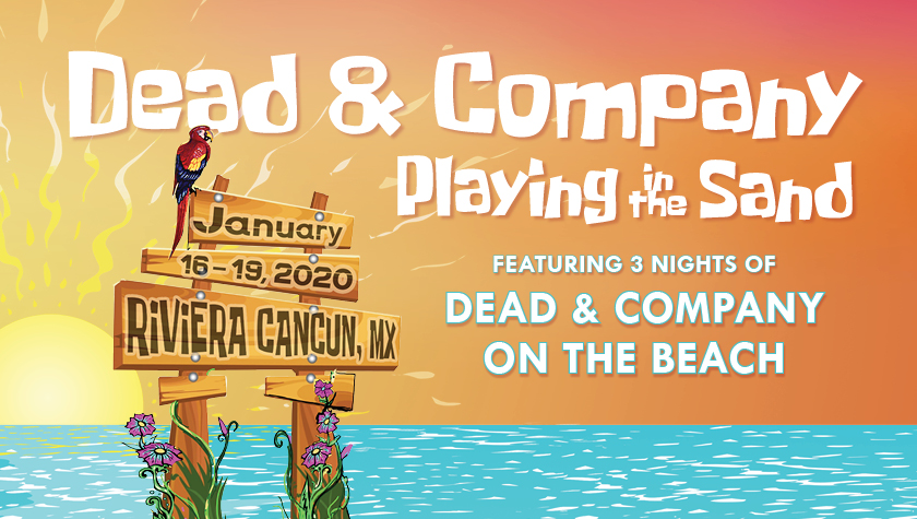 Playing In The Sand 2020 - See you on the beach!