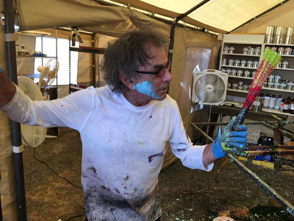 "Coral Springs Museum of Art's ""Chat it Up""Live with Mickey Hart"