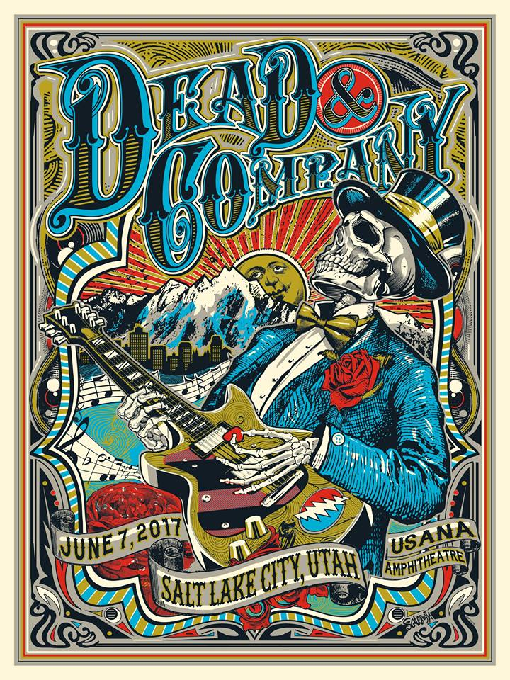 Dead & Company Salt Lake City