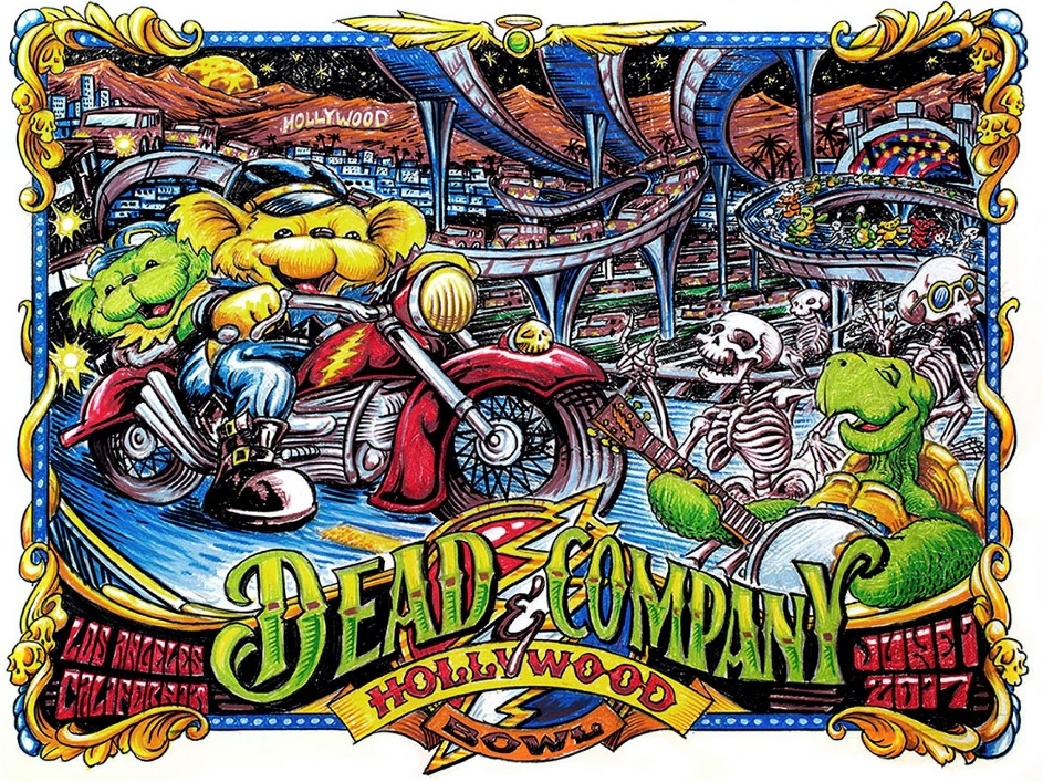 Dead & Company Hollywood Bowl Night Two