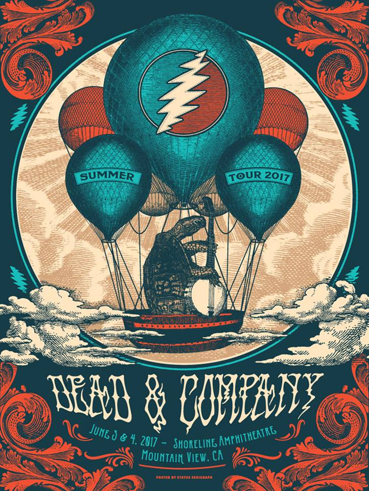 Dead & Company Shoreline Night Two