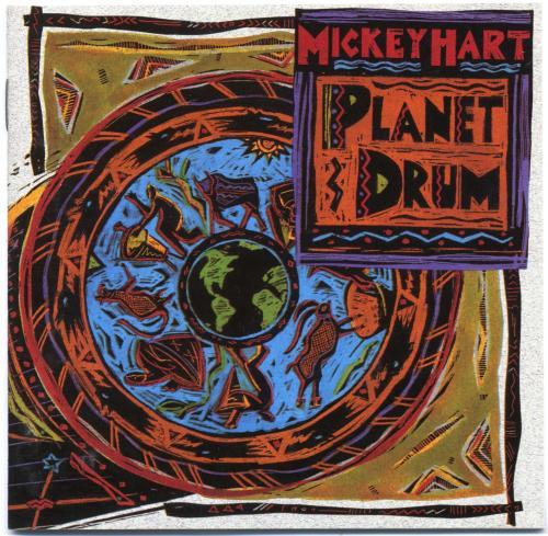 Return to Planet Drum - 25th Anniversary Re-Issue Coming This December!