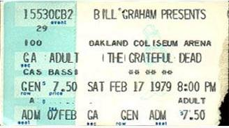 On This Day in Grateful Dead History - Highlight 1979 - Oakland - Keith and Donna's Last Show