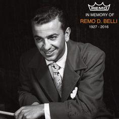 IN MEMORY OF REMO D BELLI June 22, 1927 - April 25, 2016