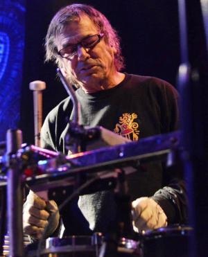 Into the Trance Zone with Mickey Hart
