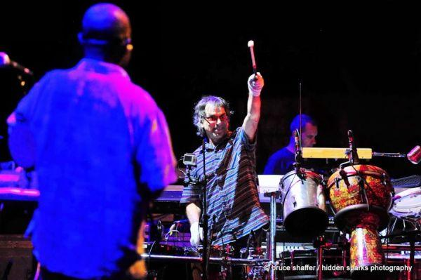 Mickey Hart Band in Jerusalem (A Gallery)