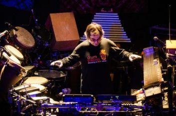 Mickey Hart Reprimes The Pump