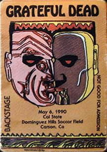 Terrapin Tuesdays - This Week's Pick - California State U. Dominguez Hills 5/06/1990