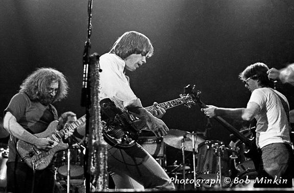 Fire On The Mountain Friday - Special Guest Pick  - Bob Minkin - Winterland 12/31/1977