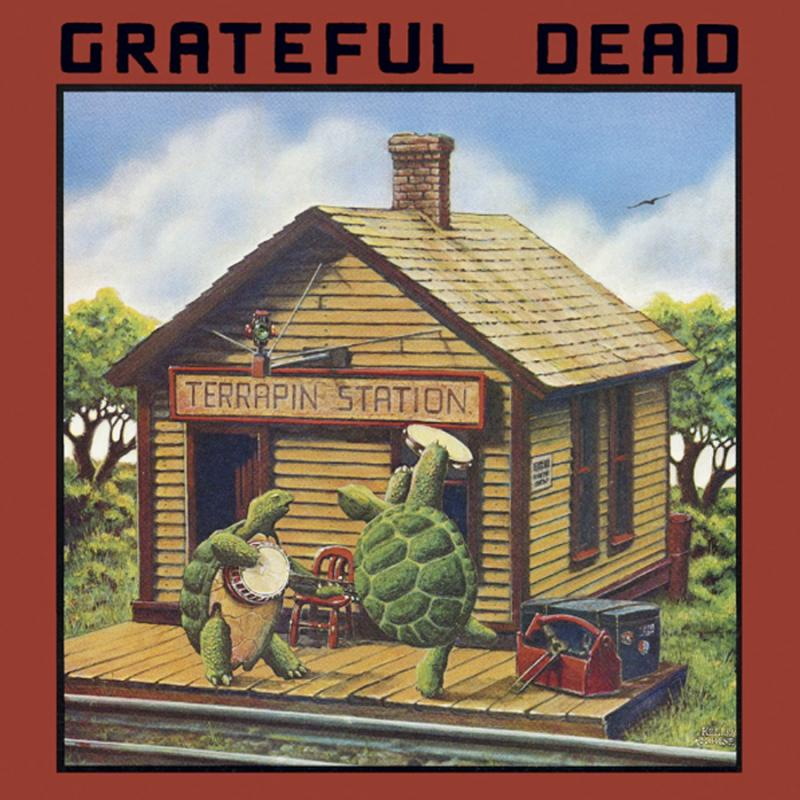 Happy Birthday - Terrapin Station - July 27th - 1977