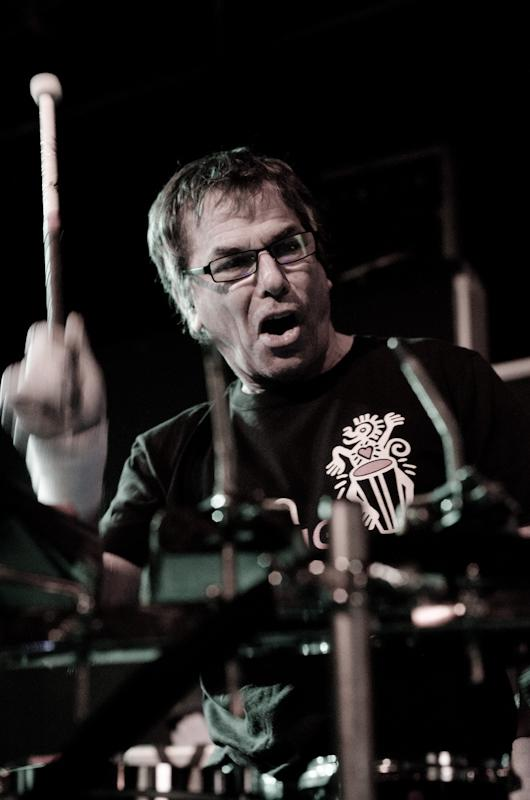 The Mickey Hart Band Brings Drums, Grooves, and Jams to the Cat's Cradle in Carrboro