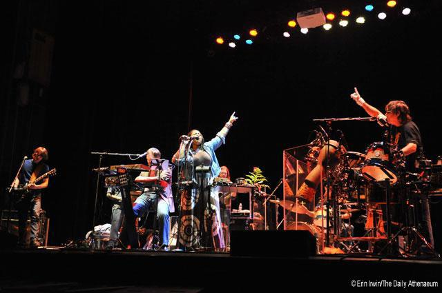 The Mickey Hart Band jams, impresses MET