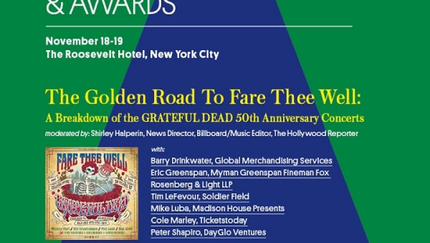 Billboard Touring Conference Takes on Grateful Dead's Fare Thee Well