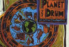 Planet Drum - 25th Anniversary Re-Issue Is Ready For Pre-Order! Plus A Free Bonus Track!