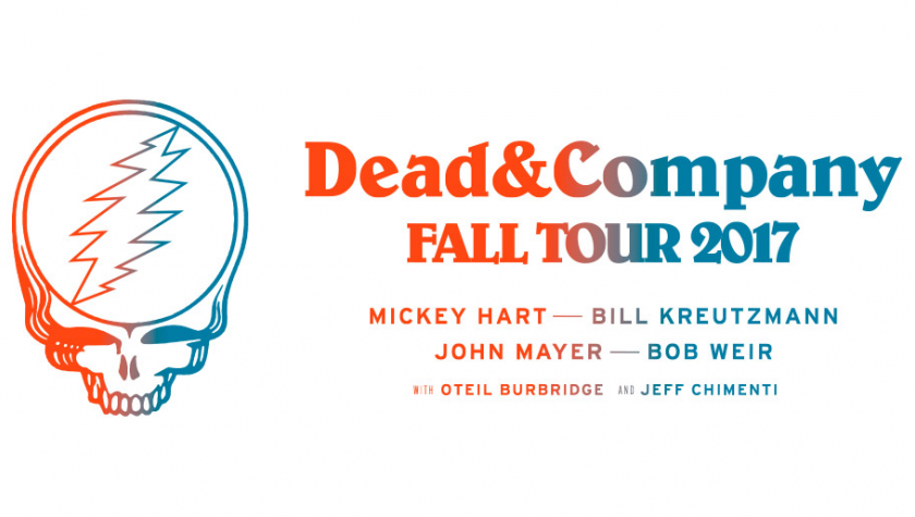 Out with summer, in with fall Dead & Company tour!