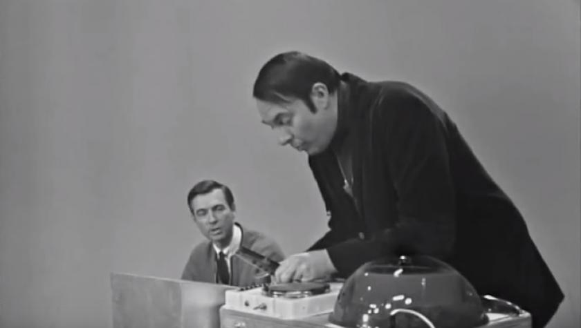Throwback to Mister Rogers & Bruce Haack - Early Electronic Music From 1968