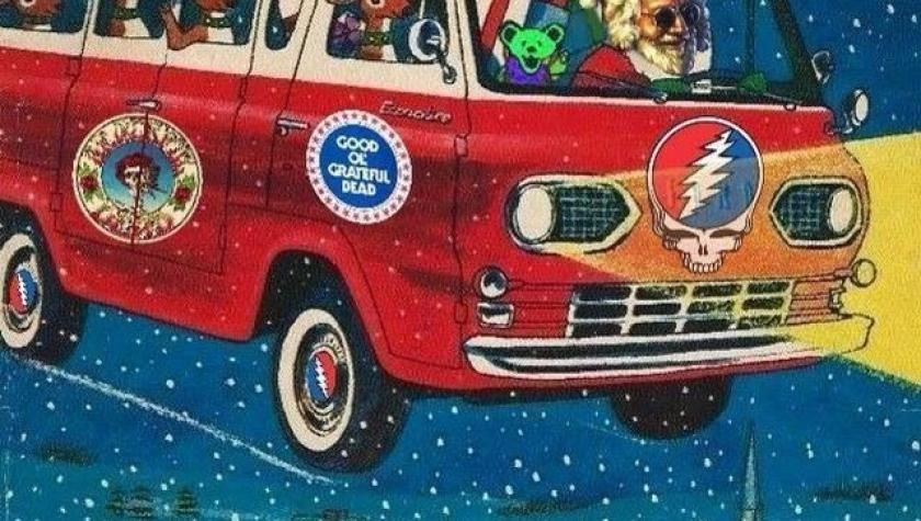 Classic Holiday Poem Turned Ultimate Grateful Dead Holiday Playlist