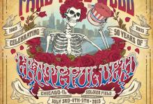 Grateful Dead Original Members Reunite to Celebrate 50th Anniversary