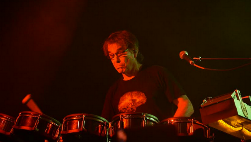 Skrillex and Grateful Dead's Mickey Hart team for epic Bonnaroo SuperJam