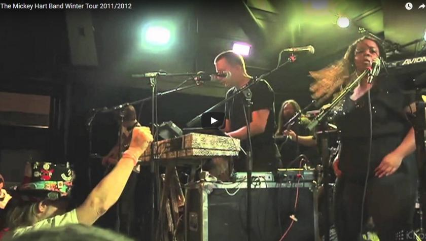 The Mickey Hart Band Winter Tour 2011/2012