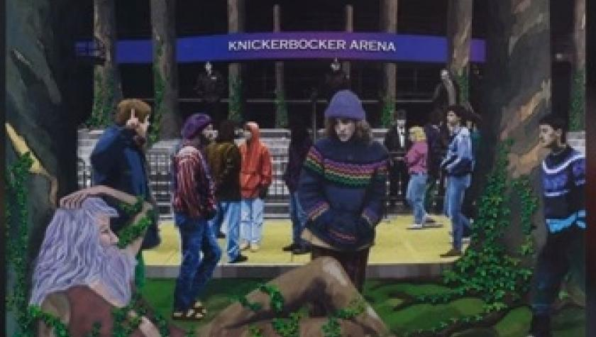 Terrapin Tuesdays - Let's Talk Turtle and Knickerbocker Arena  from March 1990