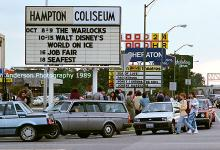 Throwback Thursday - 1989 - My 'Warlock' Days at the Hampton Coliseum