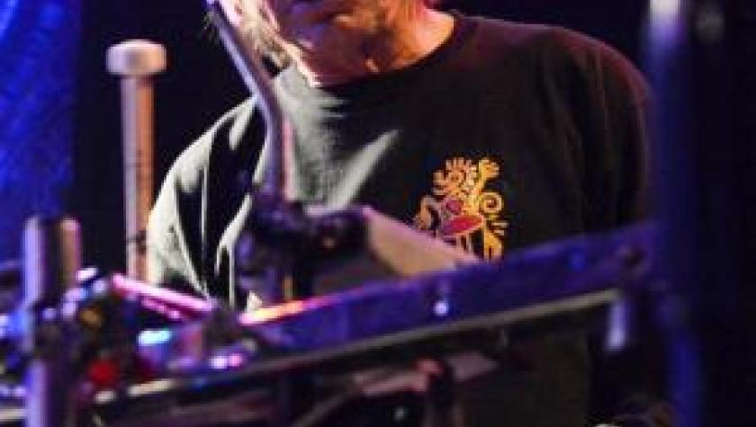 Mickey Hart Band @ Fox Theater, Denver CO 2/28/13