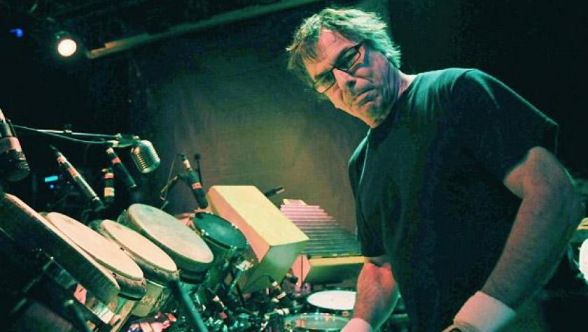 Mickey Hart Travels Across the Universe on 'Mysterium Tremendum'