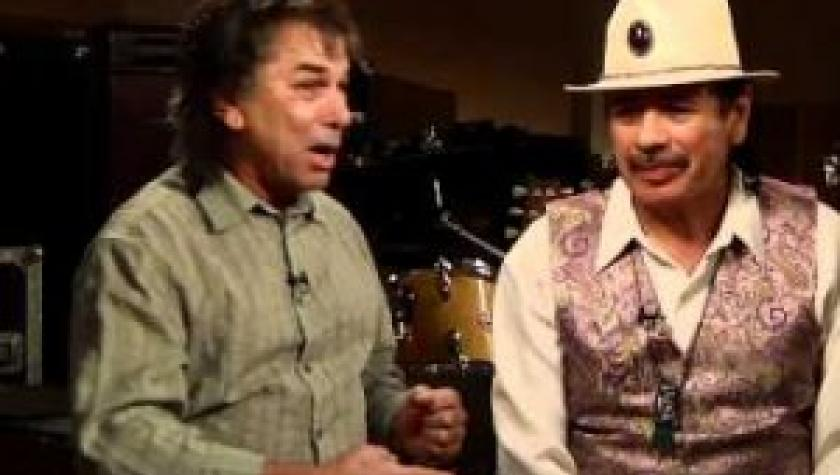 Carlos Santana and Mickey Hart on Babatunde Olatunji