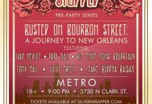 Busted On Bourbon Street Pre Party Presented By Mickey Hart & WWOZ 90.7