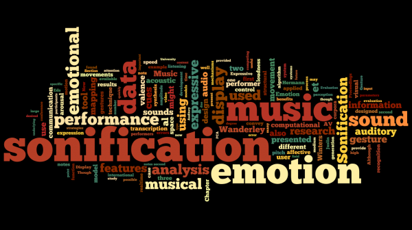 Sonification - Finding Music in Science   2015-06-21   News ...