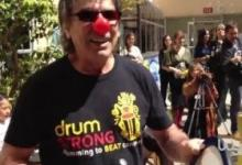 Spotlight - Rock Icon Mickey Hart Lifts Spirits at UCSF Benioff Children's Hospital
