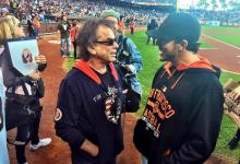 Giants' Jake Peavy mellows out to Grateful Dead