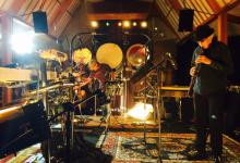 Video Premiere: Charles Lloyd and Mickey Hart Live in Studio