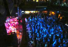 Mickey Hart Brought All Smiles to the House of Blues in Hollywood