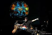 Grateful Dead drummer Hart's brain part of 70th birthday show in Las Vegas