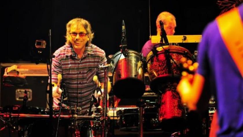 Readings from the Torah of The Dead: Mickey Hart Band Rebuilds Jerusalem